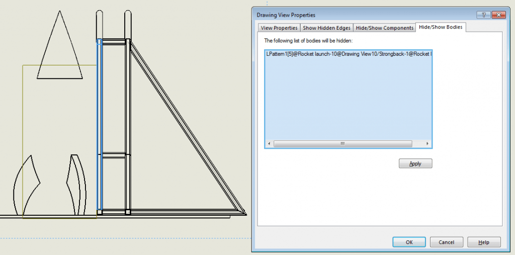 I think SOLIDWORKS drawings are assemblies - and it blew my mind