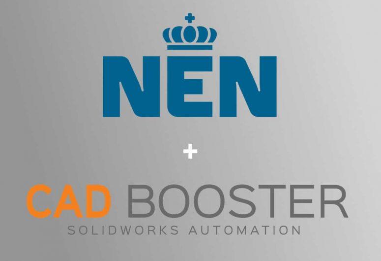 NEN en CAD Booster 3D-modellen pilot